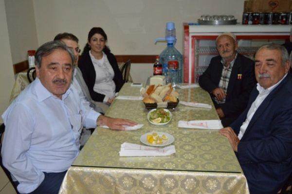Şehit ve Gazi Ailelerine İftar Yemeği