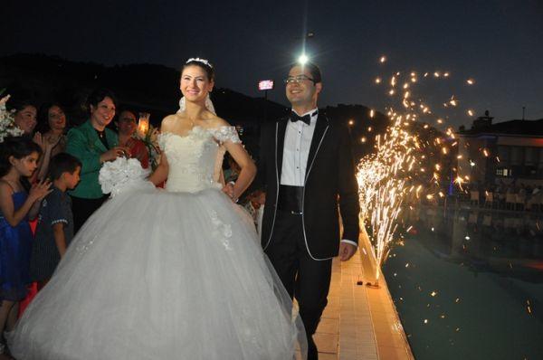 Ataman ve Erdoğan Aşlelerinin Düğünüğ