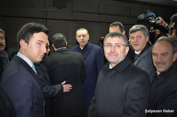 Hilmi Türkmen'in Seçim Çalışması
