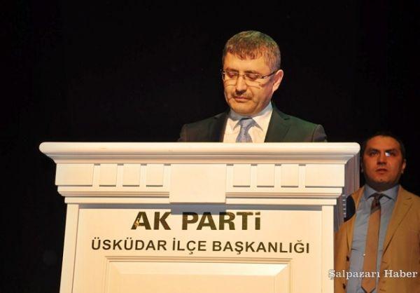 Hilmi Türkmen gövde gösterisi yaptı
