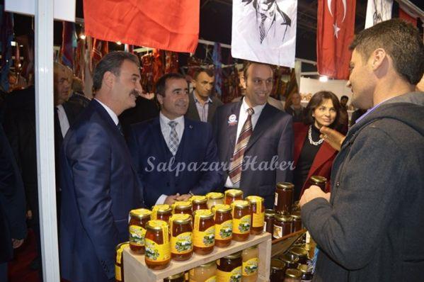 Antalya Trabzon Tanıtım Günleri Başladı.