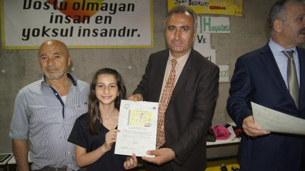 "Sultantepe Ortaokulu'nda ""Tek Seçenek Spor"" projes"
