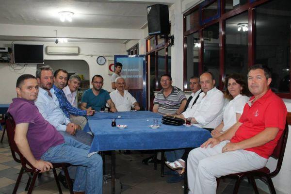 Sancaktepe'de keşkekli iftar