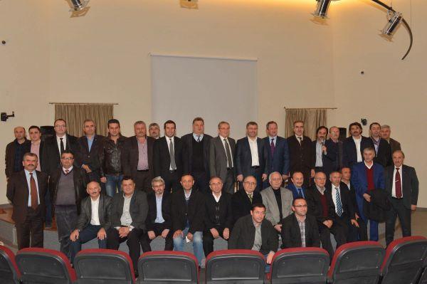 Trabzon Dernekleri Federasyonu Şalpazarı'yla başla