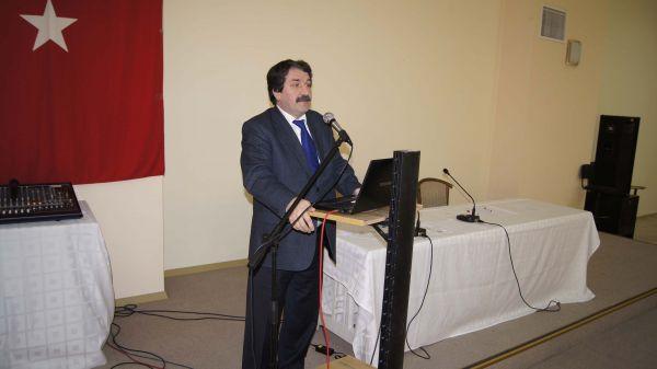 Şalpazarı Eğitim Derneği'nin kongresi