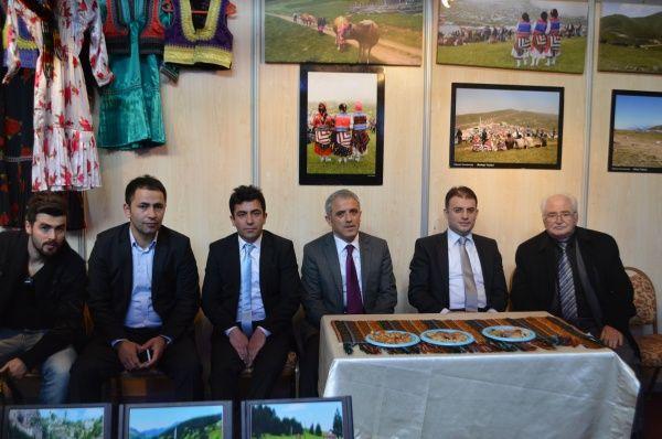 """8.""""Her Yönüyle Trabzon"""" Günleri III. Günü sona erd"""