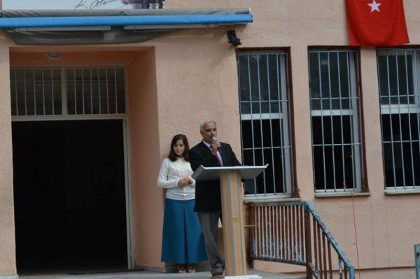 İlköğretim haftası etkinlikleri yapıldı.