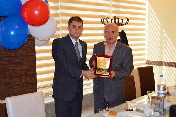 Yazı İşleri Müdürü Mustafa Bektaş Emekli Oldu.