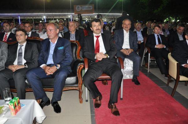 Trabzon Şalpazarlılar Derneği Gecesi