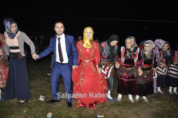 Tuğba ile Ferdi'nin düğünü