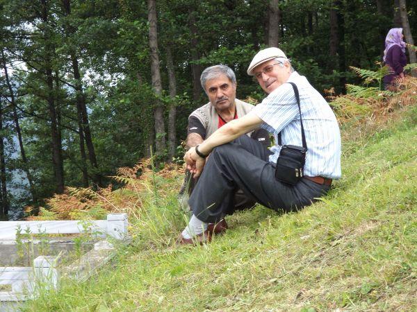 Muzaffer Özdemir'in cenazesi