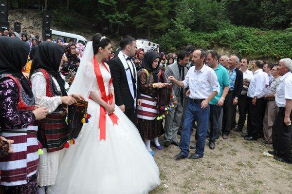Metin Günay'ın Oğlunun düğünü