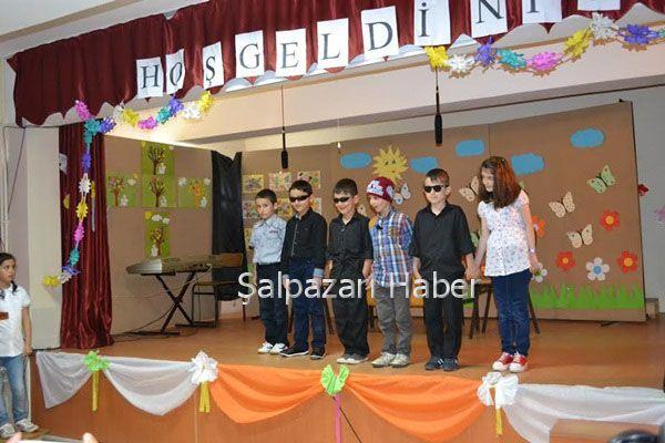 Şalpazarı Atatürk İköğretim okulu-2014