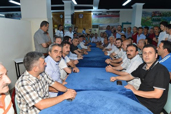 Trabzonspor Başkanı İbrahim Hacıosmanoğlu Dorukkir