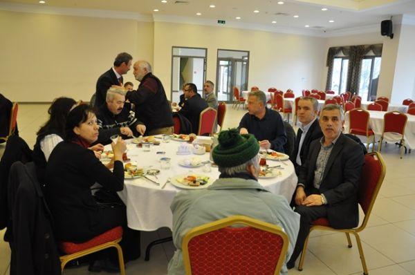 Şalpazarı EKST Derneği kahvaltılı istişare toplant