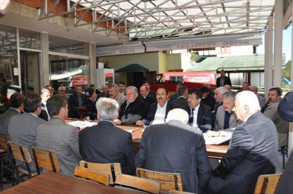 SGK Toplantısı