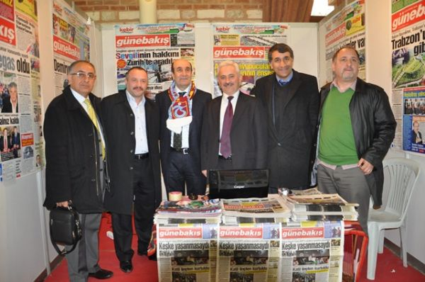 Trabzon Günleri Etkinliği Feshane-İstanbul