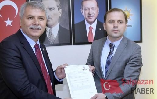 Ahmet Kıran aday adaylığını açıkladı