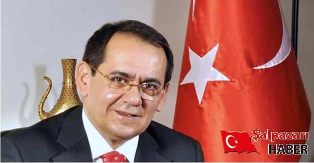 AK Parti'nin Samsun Adayı Eski Bakan Mustafa Demir