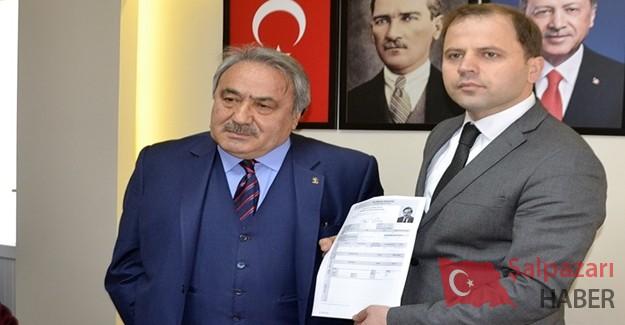 Fehmi Cengiz yeniden aday oldu