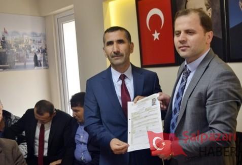 Kemal Türkmen Aday Adaylığını Açıkladı