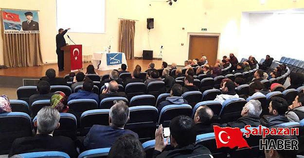 Aktaş Derneği'nden Çepni Tarihi konferansı