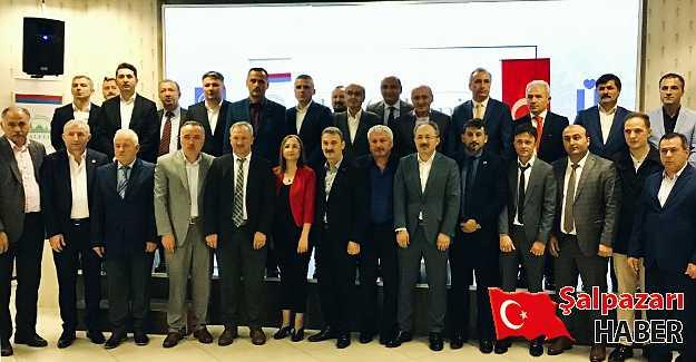 ŞALFED'de yeni başkan Ömer Karadeniz