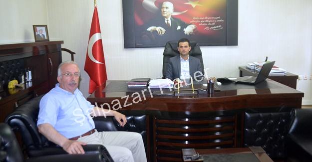 Şalpazarı MYO Müdürlüğüne Dr.Harun Kahveci atandı