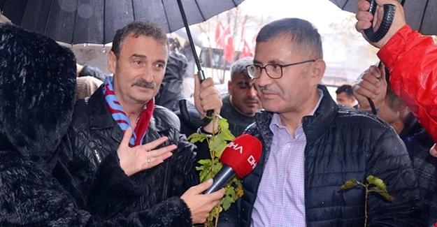 Kadırga, Eskala yaylasında 10 Bin fidan dikildi
