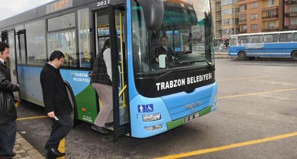 Şalpazarı'na otobüs müjdesi