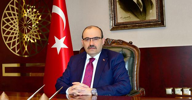Trabzon Valisi Ustaoğlu'ndan 23 Nisan mesajı