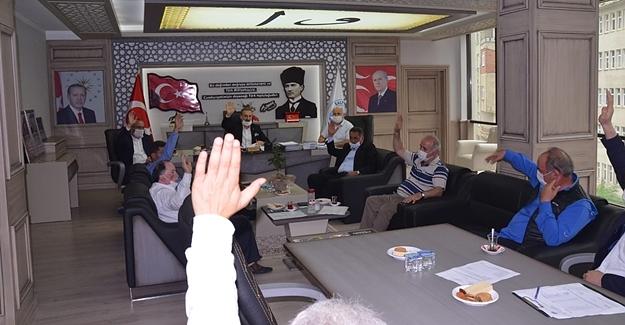 Şalpazarı Belediyesi kararını verdi