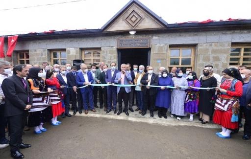 Dorukkiriş Etnografya Müzesi Törenle açıldı