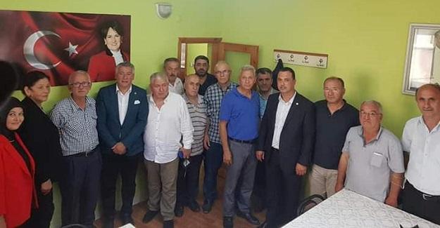 MHP'den İYİ Parti'ye geçtiler