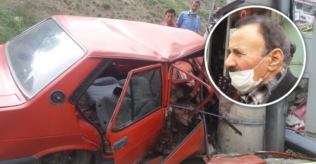 Şalpazarı'nda feci kaza! Sevilen isim hayatını kaybetti