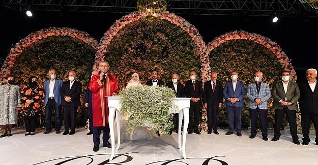 Hilmi Türkmen'in mutlu günü