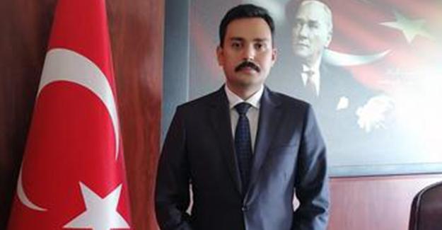 Kaymakam Zekeriya Murat Şahan görevine başladı