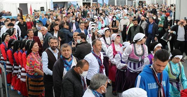 Trabzon Günleri'nde Şalpazarı damgası