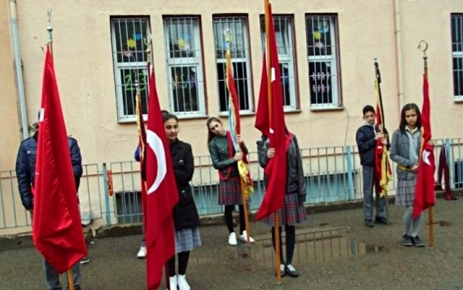 23 Nisan Ulusal Egemenlik ve Çocuk Bayram'ı kutlandı.