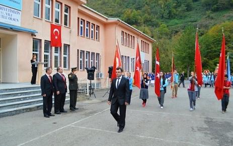 29 Ekim Cumhuriyet Bayramı'nın 91.Yılı Kutlandı.