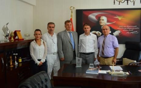 Trabzon  Dernekler  Federasyonu İlçemizi ziyaret etti.