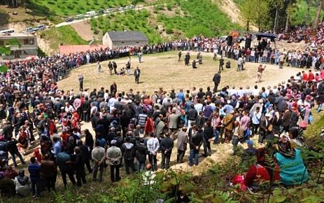 Acısu Hıdırellez Kültür Bahar şenliği yapıldı.