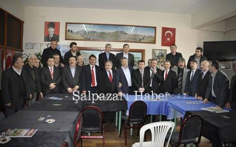 Adaylar İstanbul'da boy gösterdi