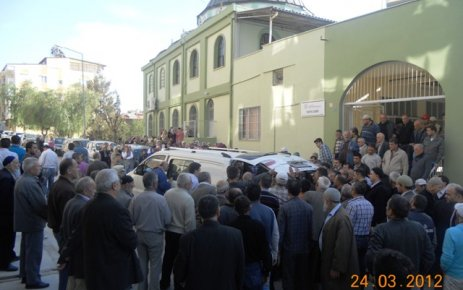 Ağırtaş Köyü'nde Senem Metin vefat etti.