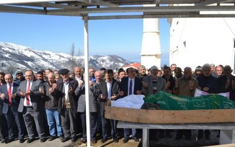 Ali Şengül ebediyete uğurlanı.
