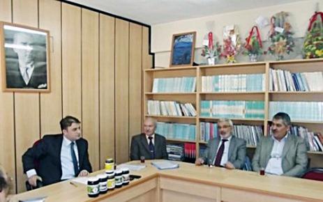 """""""Ankara günleri"""" toplantısı yapıldı."""