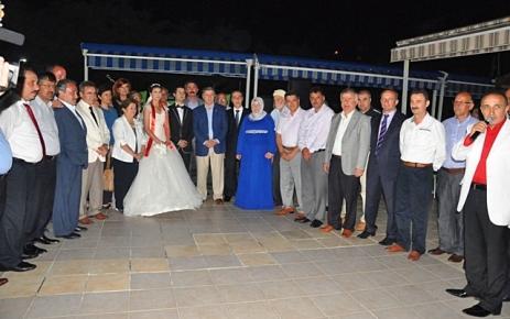 Ataman ve Erdoğan Ailelerinin mutlu günü