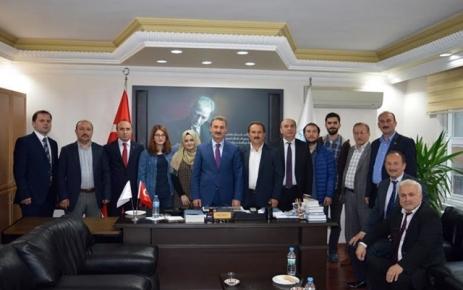 Aylık Mayıs ayı Meclis Toplantısı yapıldı