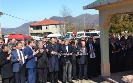 Bahar Türkmen Aydın Geyikli'de toprağa verildi.