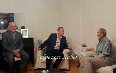 Başbakan Erdoğan`dan Anlamlı Ziyaret.